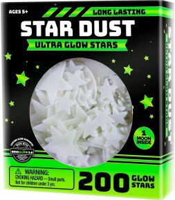 Grab a set of glow-in-the-dark stars and give them as inexpensive gifts for students.