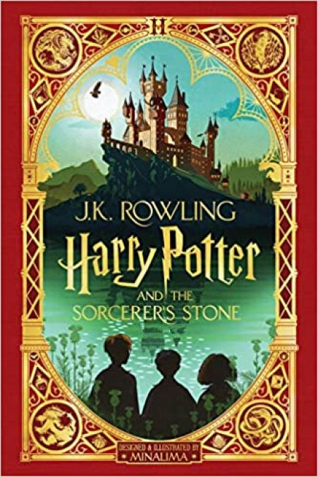 Harry Potter remains one of the best middle grade classics for kids!