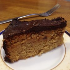 Fitter Food Paleo Chocolate Orange Cake