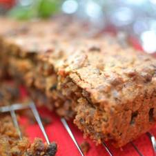 Fitter Food Crumbly Fruit Cake