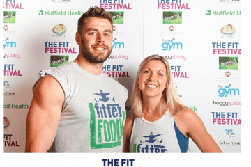 Fit Festival Matt and Keris