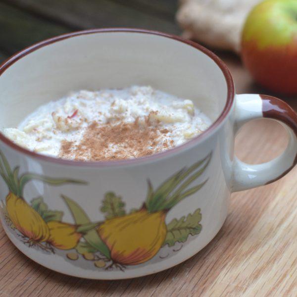 Bircher Muesli - Fitter Food - Fitter Food