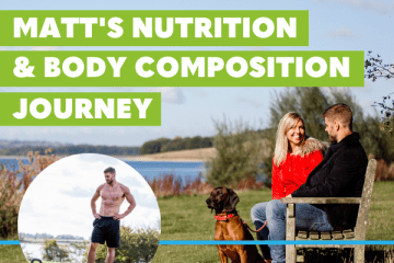 Fitter Food Radio - Matt's Nutrition and Body Composition Journey