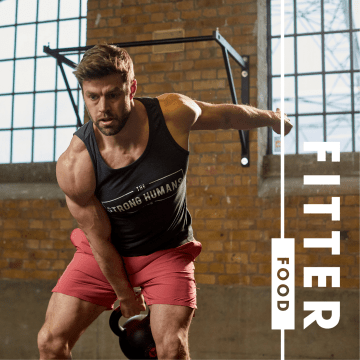 Fitter Food 4 Week Kettlebell Training Plan