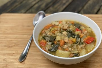 Simple Tuscan Soup