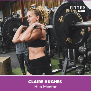 Claire Hughes - Menopause Hub