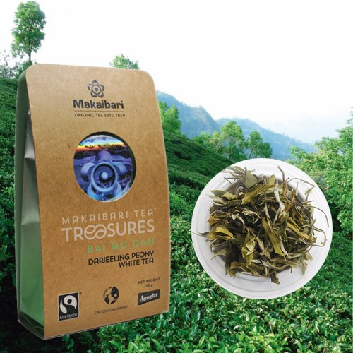 Best White Tea Brands-White Peony Fuding Bai Mudan Tea