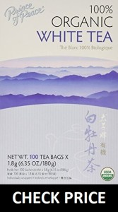 Best White Tea Brands-Prince of Peace