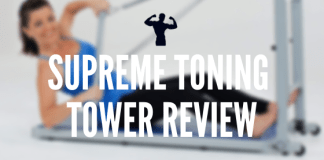 Supreme Toning Tower for Pilates