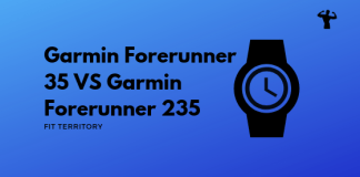 Garmin Forerunner 35 VS 235