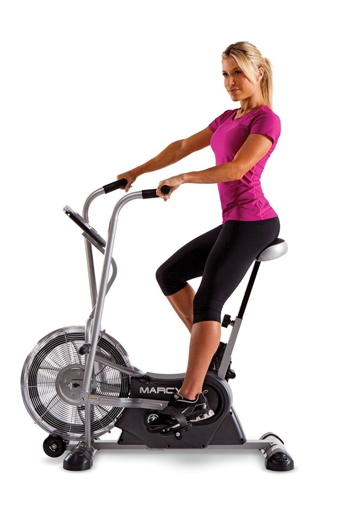 best dual action exercise bike