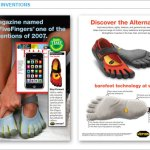 "Vibram – The New ""Bare Foot"" Running Shoe"