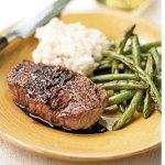 Balsamic- Glazed Filet Mignon