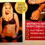 Britney Gets Back In The Zone