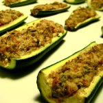 Eat It – Creamy Zucchini Boats