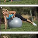 Burn Up The Calories – Ball Row