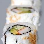Sushi Calorie Breakdown