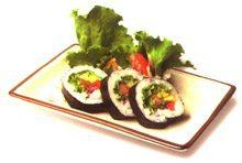 vegetable-roll