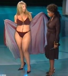 Kirstie Alley Bares All On Oprah In 2006