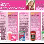 In Case  You Missed It!  Fit Tip Daily's Contribution To Woman's World Magazine