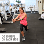 Cable Machine Exercises  – 3 Ways to Tighten Your Core