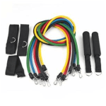 5 Days of Fitness Giveaway – Day 4 – 11 piece Exercise Band Set