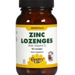 Zinc, It Does The Body Good.