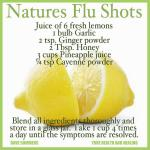 Yup It's Flu Season – Use This Natural Flu Shot