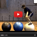 Laugh It Off Tuesday – Ball Exercises – Don't Try These At Home