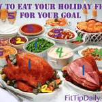 Eat For Your Goal On Thanksgiving