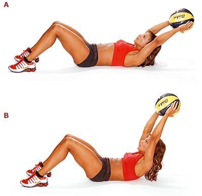 medicine ball ab exercises 1
