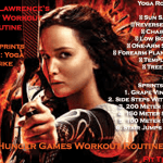 Jennifer Lawrence's Workout Routine – Hunger Games Tuesday Routine