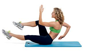 lower abdominal exercise