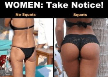 fitness tips for a better butt