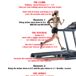 Treadmill Workout – Deadmill – 25 minute HIIT Routine For MAX Results