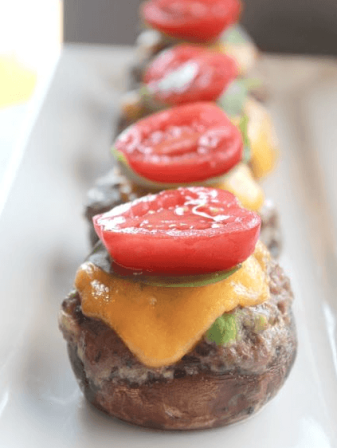 paleo tailgating food