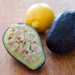 Low Carb Recipe Monday – Avocado Tuna Salad Bowls