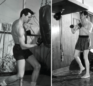Fitness and rock hudson