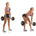 The Forgotten Inner Thigh Exercise – Wide Stance Dead Lifts