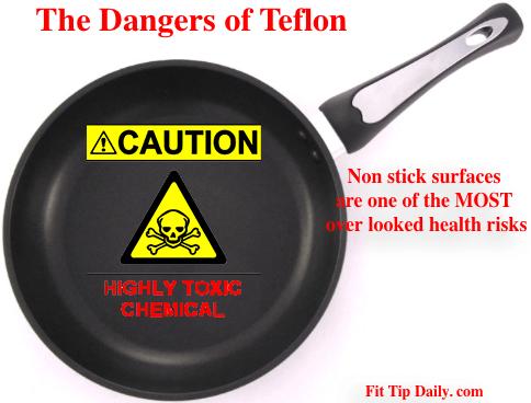 teflon toxic