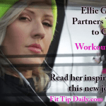 Ellie Goulding Partners With Nike to Create Training Program