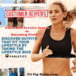 Reviews of Kate Hudson's New Workout Clothing – Fabletics