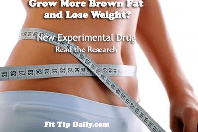 brown fat weight loss pill