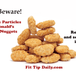 Consumer Beware: Mysterious Particles in McDonald's Chicken Nuggets