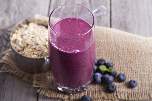 berry detox smoothie