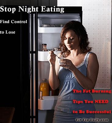 stop night eating