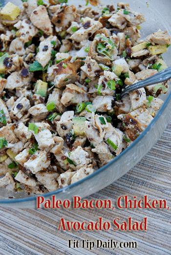 paleo bacon recipes