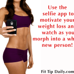 Use the Selfie App to Motivate Your Weight Loss – Watch Your Images Morph Into a New Person
