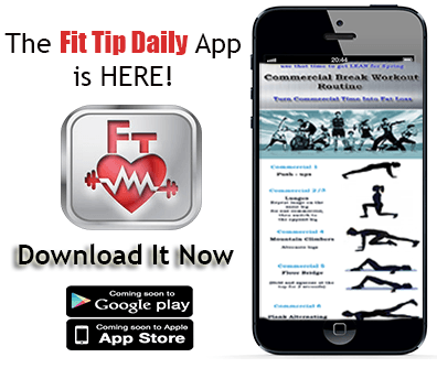 fit tip daily app  get daily fitness tips sent directly
