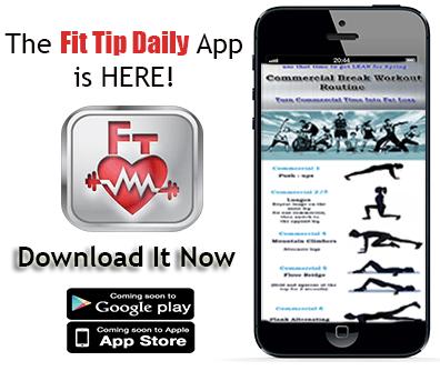 Fitness tips app